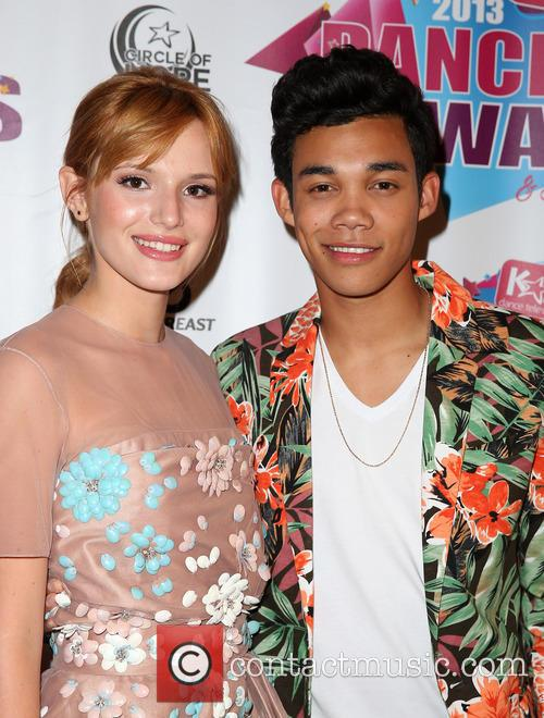 Bella Thorne and Ro Shon Fegan 3