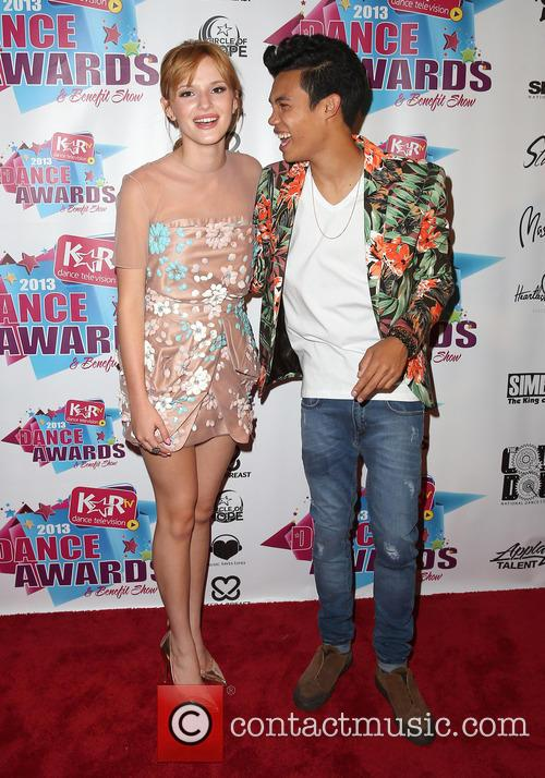 Bella Thorne and Ro Shon Fegan 5