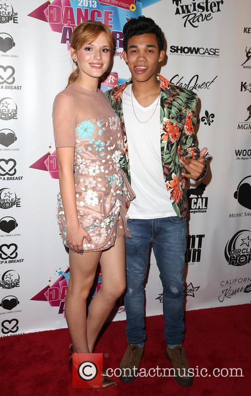 Bella Thorne and Ro Shon Fegan 6