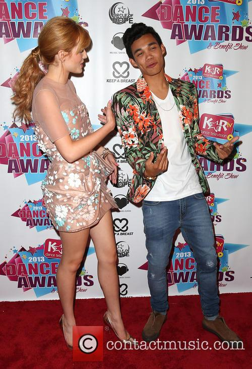 Bella Thorne and Ro Shon Fegan 7