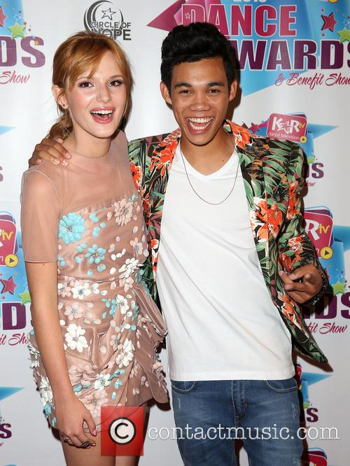 Bella Thorne and Ro Shon Fegan 11