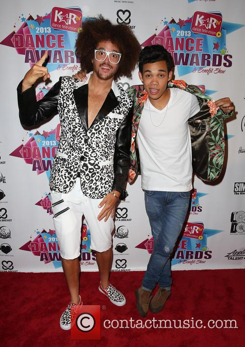 Redfoo and Ro Shon Fegan 3