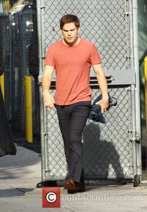 Michael C.Hall in Hollywood