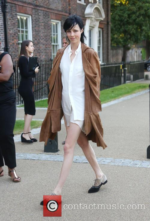 edie campbell kensington palace fashion rules exhibition 3751065
