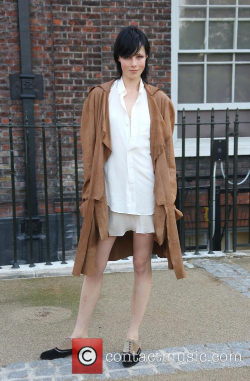 edie campbell kensington palace fashion rules exhibition 3751082