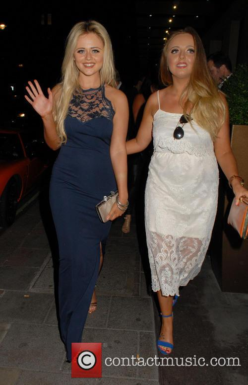 emily atack uk premiere of get lucky 3746597