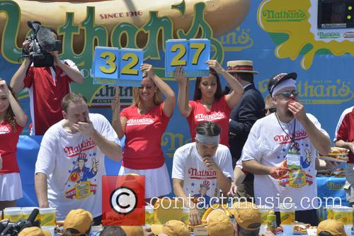 joey chestnuts 2013 nathans hotdog eating contest 3746226