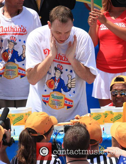 Joey Chestnut 7