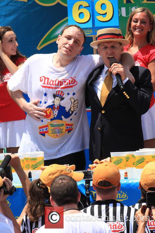 Joey Chestnut 8