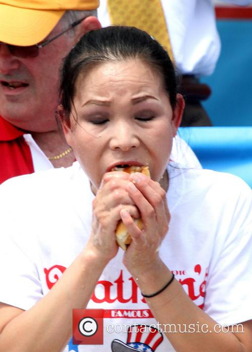 2013 Nathan's Hot Dog Eating Contest