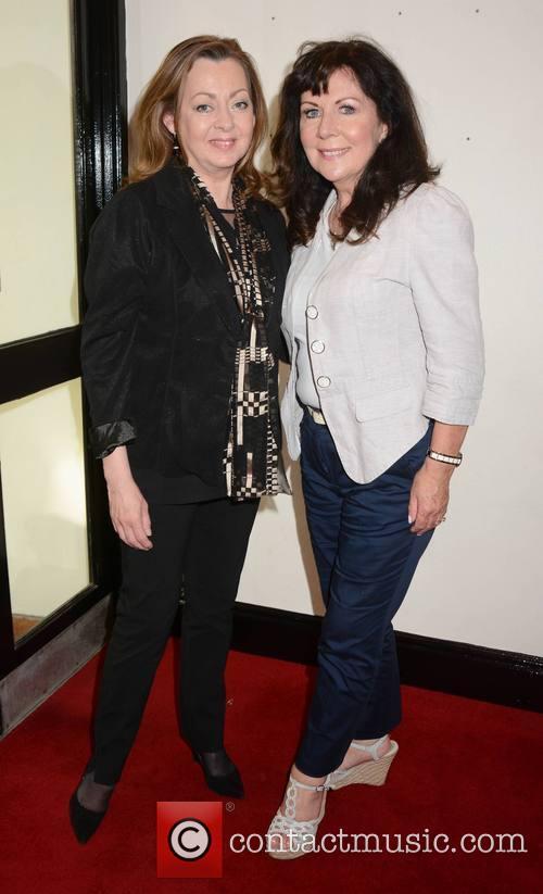 Sandy Kelly and Helen Jordan 1