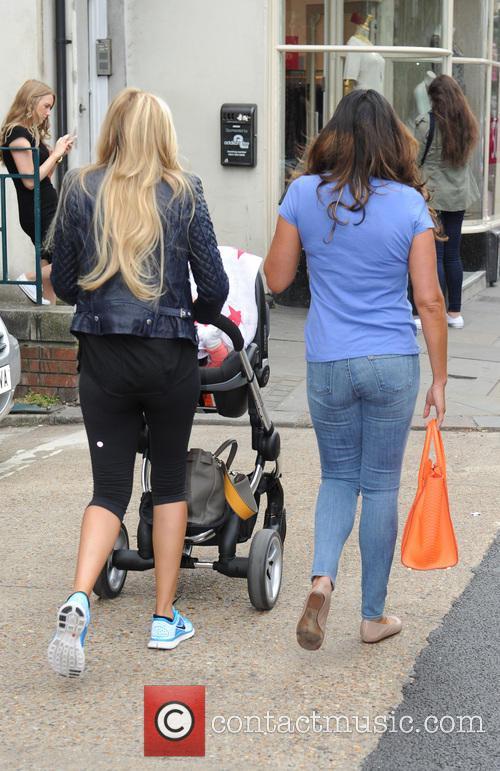 Tamara Ecclestone and Petra Ecclestone 3