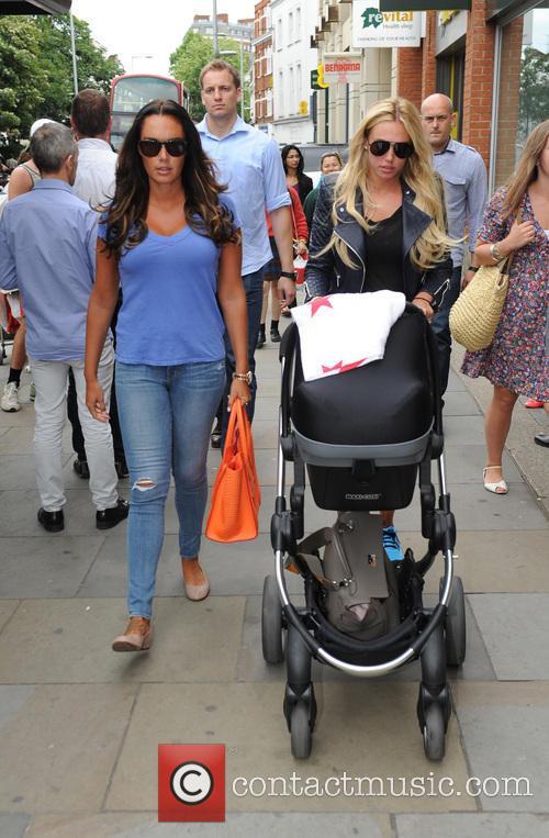 Tamara Ecclestone and Petra Ecclestone 4