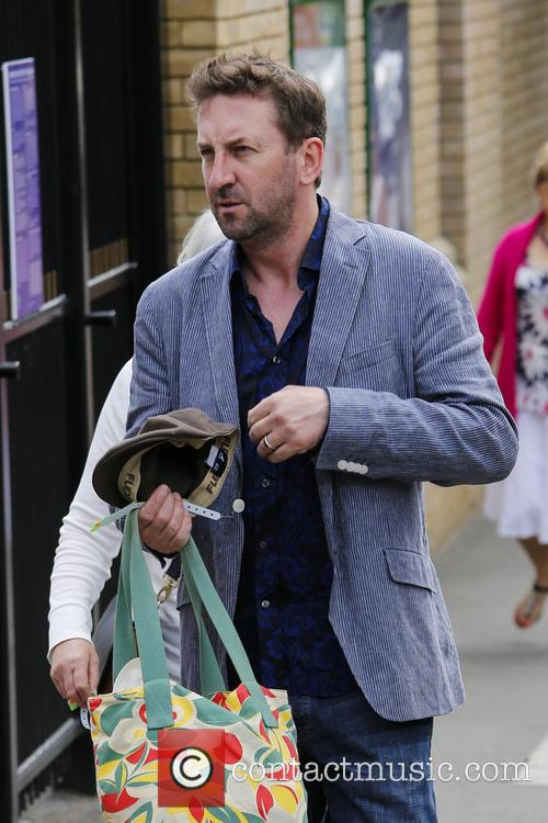 Lee Mack, Wimbledon