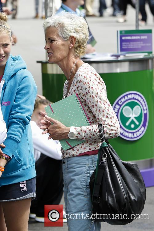 Wimbledon, Judy Murray and Tennis 1