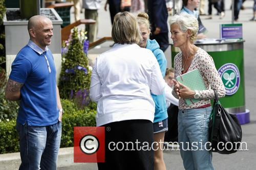 Wimbledon, Judy Murray and Tennis 3
