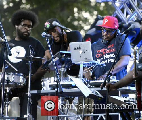 Questlove and Dj Jazzy Jeff