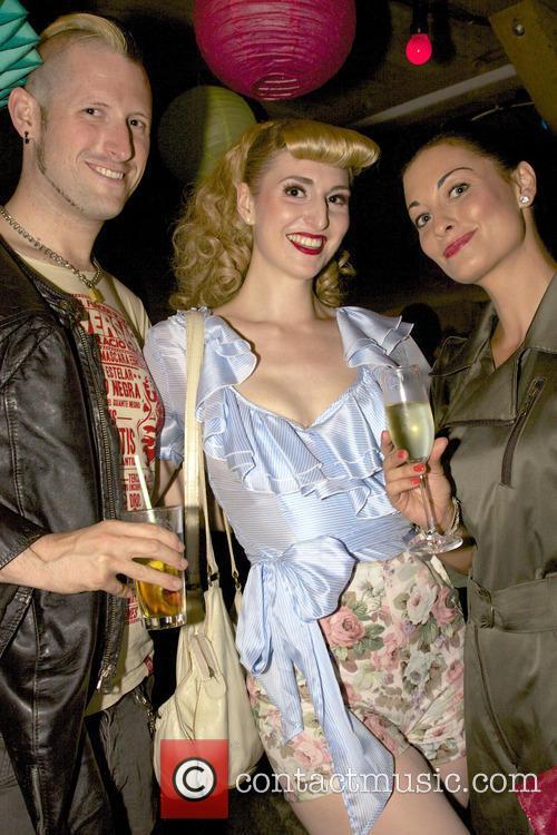 Berlin, Matt Voodoo, Roxy Diamond and Lina Van De Mars 5