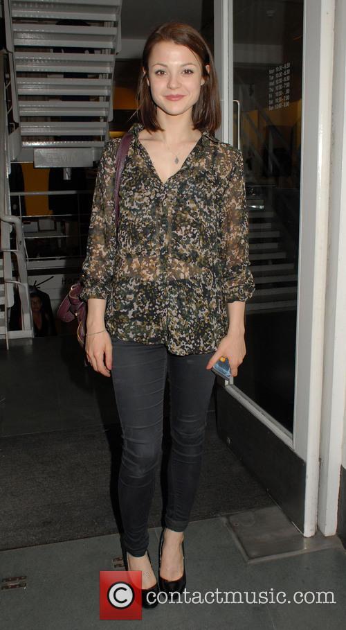 Kathryn Prescott 6