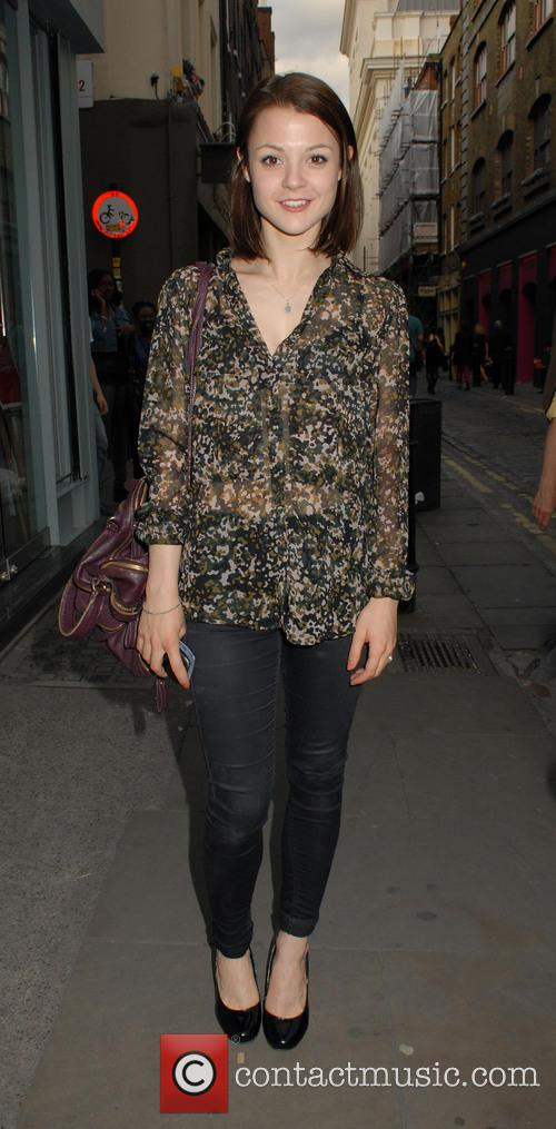 Kathryn Prescott 7