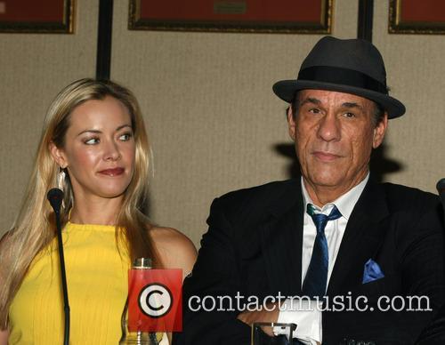Robert Davi and Kristanna Sommer Loken 1
