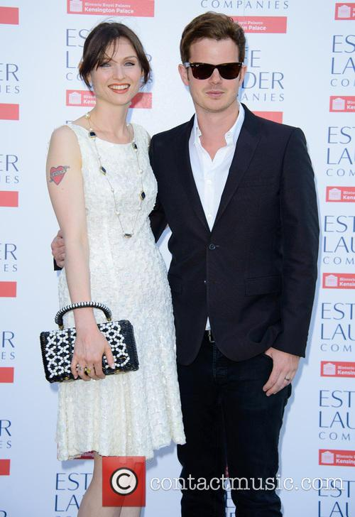 Sophie Ellis Bextor and Richard Jones 1