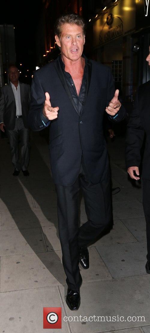David Hasselhoff 3