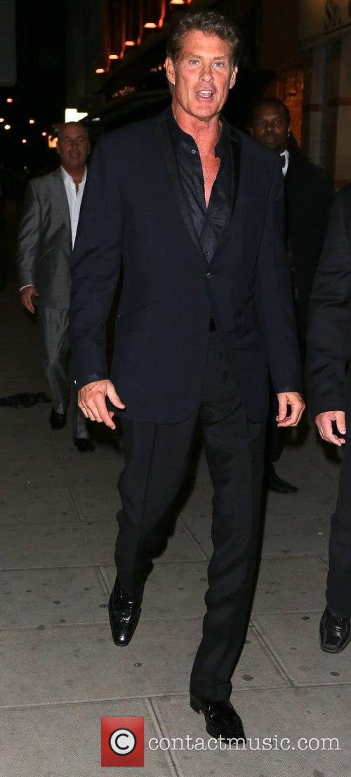 David Hasselhoff 10