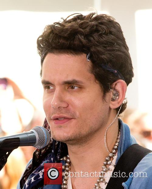 John Mayer, Rockefeller Center