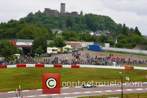 German Grand Prix - Test Day
