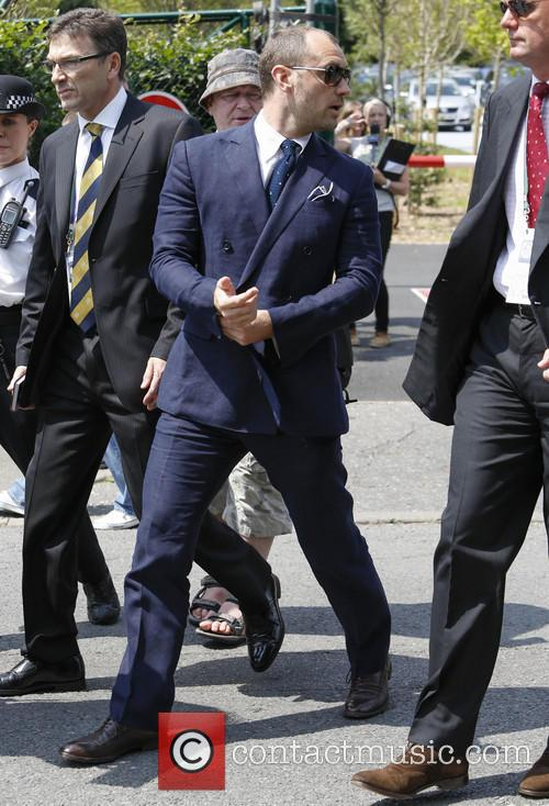 Jude Law, Wimbledon