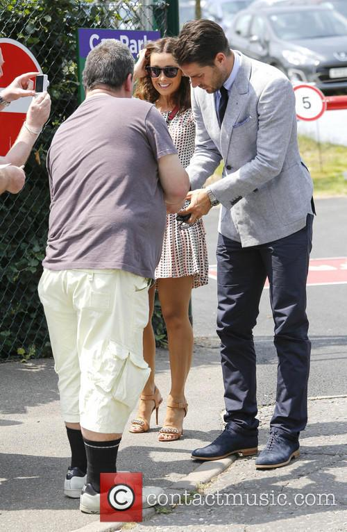 Louise Redknapp and Jamie Redknapp 5