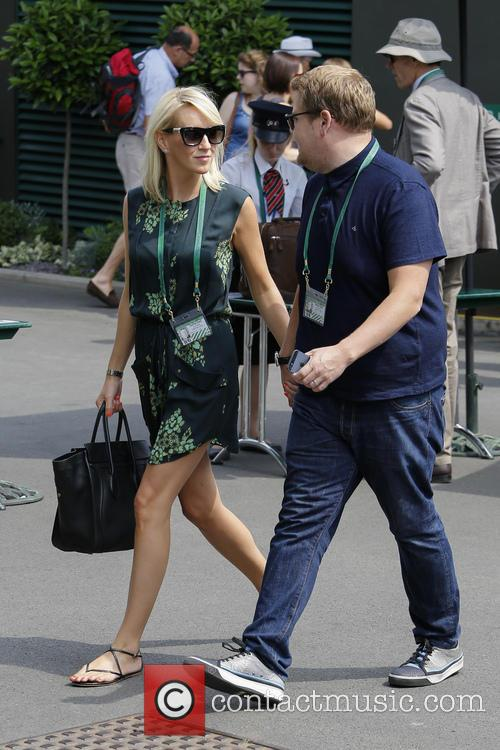 Julia Carey and James Corden 13