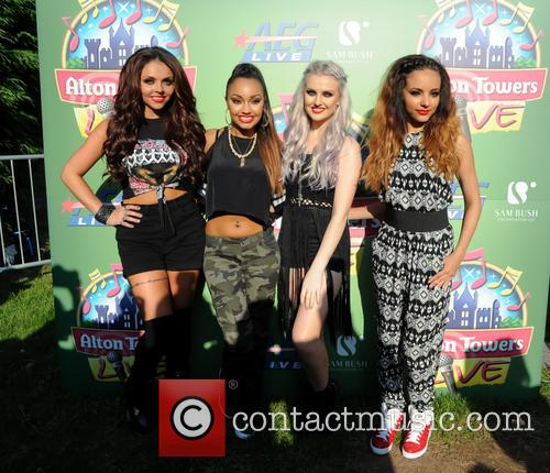 Little Mix, Perrie Edwards, Jesy Nelson, Leigh-anne Pinnock and Jade Thirlwall 8