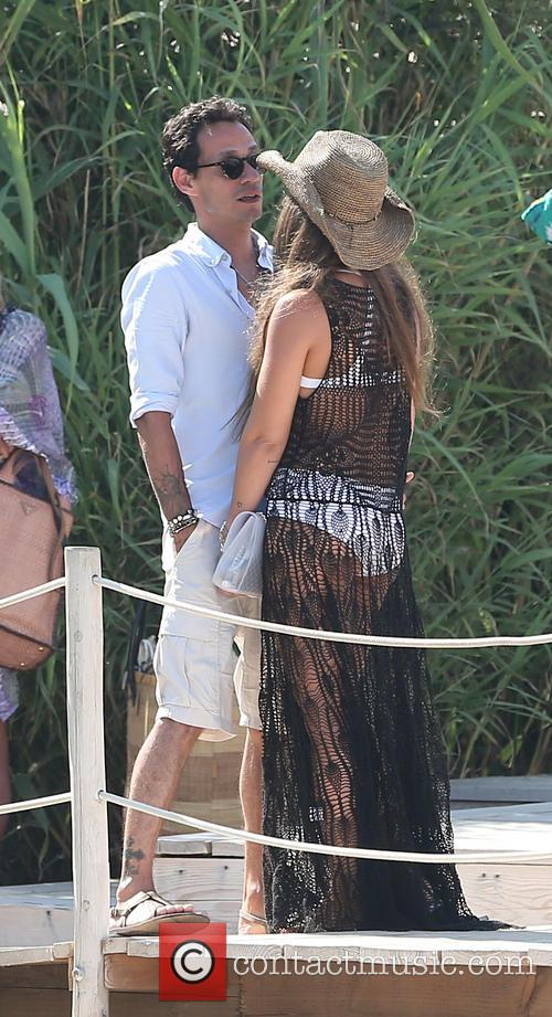 Chloe Green, her boyfriend Marc Anthony and her...