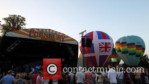 Cornbury Music Festival 1