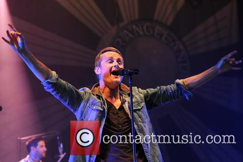 Keane and Tom Chaplin 7