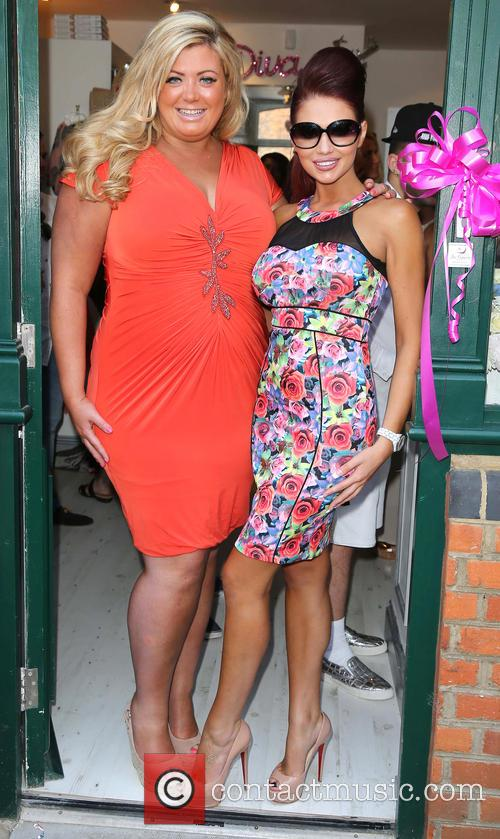 Gemma Collins and Amy Childs 7