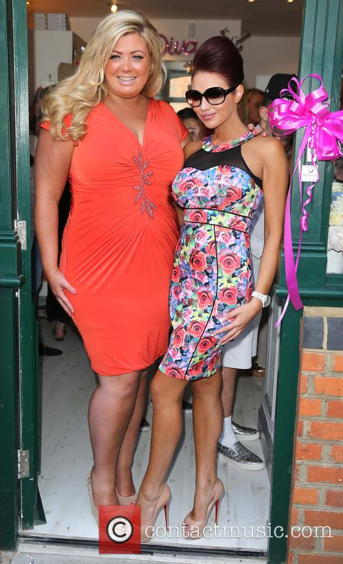 Gemma Collins and Amy Childs 8