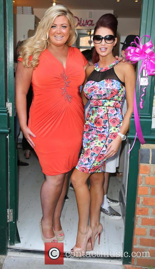 Gemma Collins and Amy Childs 10