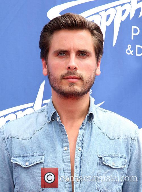 Scott Disick, Sapphire Pool and Day Club
