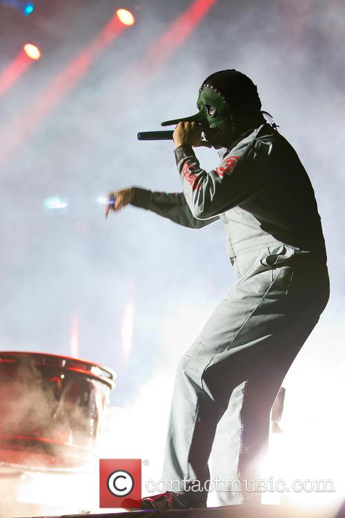 Chris Fehn and Slipknot 3
