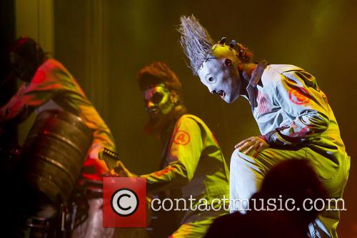 Corey Taylor and Slipknot 2