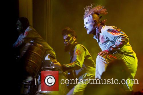 Corey Taylor and Slipknot 3