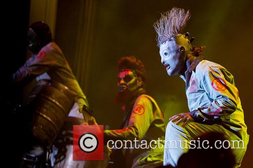 Corey Taylor and Slipknot 6