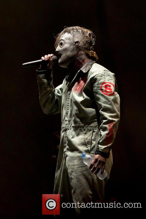 Corey Taylor and Slipknot 9