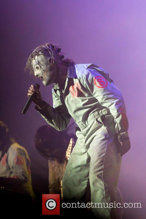 Corey Taylor and Slipknot 10