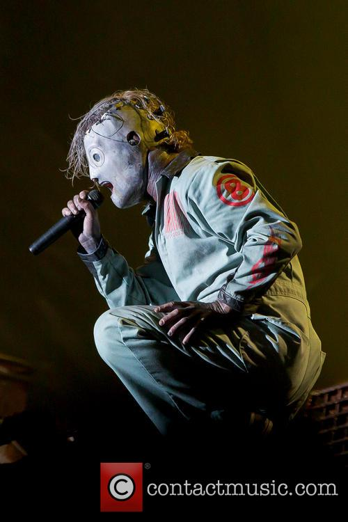 Corey Taylor and Slipknot 1