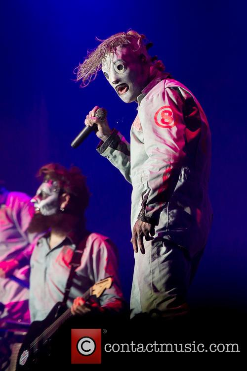 Corey Taylor, Slipknot, Metaltown