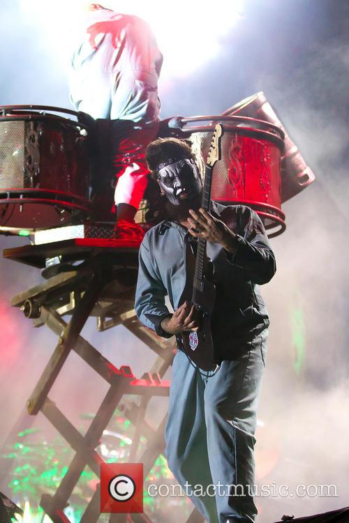 Slipknot and James Root 2